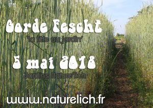 Journée festive Nature'Lich à Betschdorf @ Jardin Nature'Lich