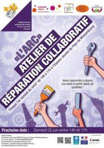 Atelier de Réparation Collaboratif @ à l'animation jeunesse du pays de Wissembourg