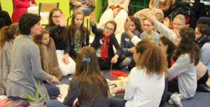 Atelier mère/fille sur la puberté @ Wissembourg, Maison des Associations