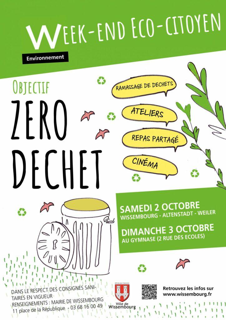 Week-end éco-citoyen : Objectif zéro déchet !